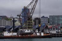 Altes Walfangschiff