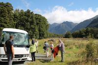 Fahrt nach Milford Sound