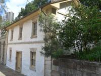 Ältestes Haus in Sydney
