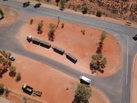 Drohnenfotos im Outback