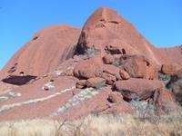 Outback - Spaziergänge am Uluru (Ayers Rock)
