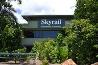 Fahrt mit der Skyrail - Über den Dächern des Regenwalds