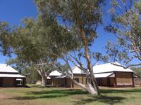 Telegraphen Station Alice Springs