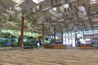 Singapur, im Flughafen