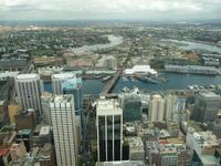 Sydney - Blick vom Sydney Tower