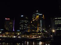Melbourne - at Night