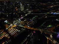 Melbourne - Blick vom Eureka Tower