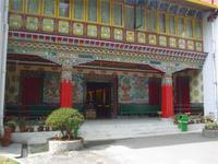 Haupttempel Rumtek-Kloster, Sikkim
