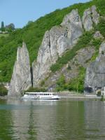 Bootsfahrt Dinant