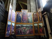 Gent, Genter Altar, St. Bavo Kathedrale