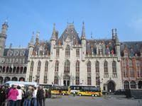 Brügge-Grote Markt,Provinzialpalast