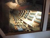 Atomium. Liftschacht