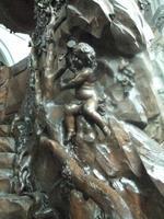 Mechelen. St.-Rombout. KAnzel (Detail)