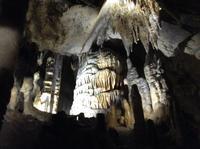 in der Höhle von Han sur Lesse