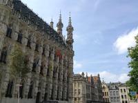 das Rathaus von Leuven