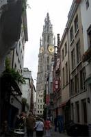 Stadtführung in Antwerpen