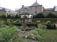 der Garten hinter Rubens Haus