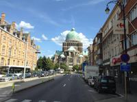 unterwegs in Brüssel