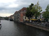 Stadtbummel in Mechelen