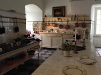 in der Schlossküche