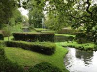 die Wassergärten von Annevoie