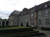 das Schloss in Annevoie