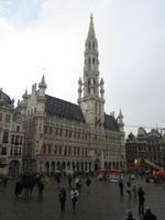 Stadtführung in Brüssel