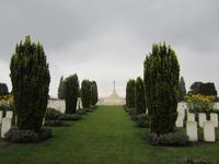 Gedenken an die gefallenen Soldaten des 1.WK