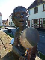 Statue von Till Eulenspiegel