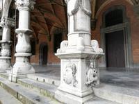 Lüttich, der ehemalige Palast der Fürstbischöfe