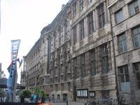 Häuserzeile, Gent