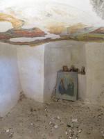 Kapelle im Aladscha-Felsenkloster