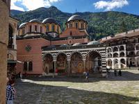 Bulgarien, Rilakloster