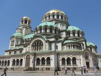 Bulgarien, Sofia, Alexander Newski Kathedrale