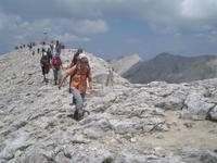 Gipfelgrat des Vihren