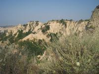 Erdpyramiden von Melnik