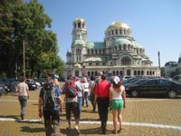 Newski-Kathedrale in Sofia