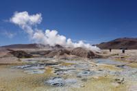 Geysire Sol de Manana (Morgensonne) - Hochland Bolivien (12)