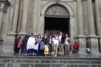 Familie in La Paz in Bolivien (2)