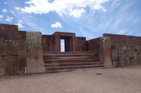 Archäologische Stätte Tiwanaku - Bolivien (6)