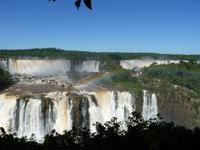 206 Brasilien - Iguazu-Wasserfälle