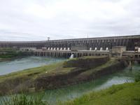 Itaipu Staudamm