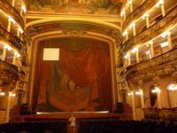 Im Teatro Amazonas