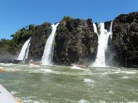 Iguazu Wasserfälle Argentinien und Brasilien