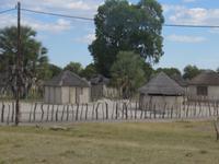 Fahrt nach Nata - Dorf