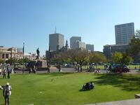 Hauptplatz in Pretoria