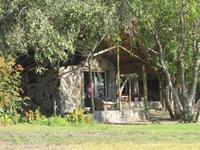 Thamalakane-Lodge in Maun