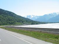 Fahrt von Anchorage nach Seward