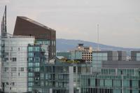 Vancouver - Blick vom Empire Landmark Hotel