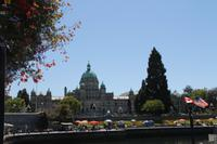 Stadtspaziergang  in Victoria